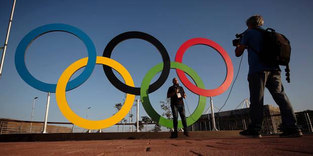 Les yeux dans les Jeux: quelle logistique se cache derrière la retransmission des Olympiades? (VIDEOS) - La Libre