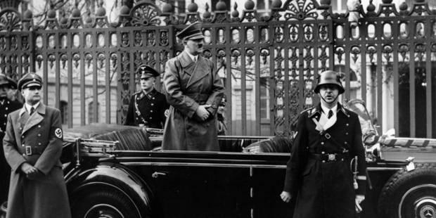 L'agenda d'Himmler révèle le quotidien glaçant du dirigeant nazi - La Libre