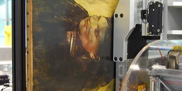 La femme cachée de Degas démasquée par des chercheurs - La Libre