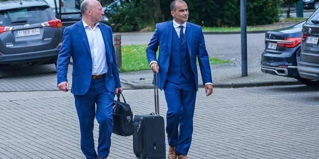 Roberto Martinez gagnera moins que Wilmots et vivra en Brabant flamand - La Libre