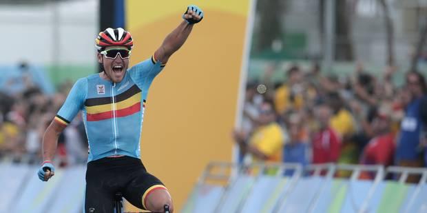 JO/Cyclisme: Greg Van Avermaet champion olympique sur route ! - La Libre