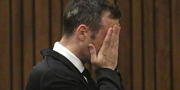 Oscar Pistorius hospitalisé après une chute - La Libre