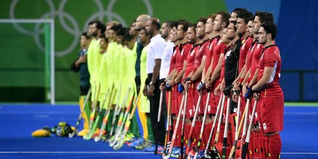 JO 2016 : gros carton des Red Lions qui battent le Brésil (0-12) - La Libre