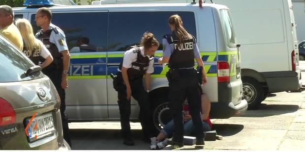 Allemagne: un homme blesse cinq passants au couteau à Magdebourg - La Libre