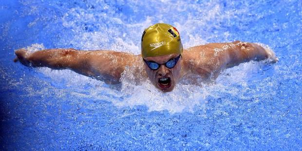 JO 2016: le 4X200m nage libre belge renonce à s'aligner - La Libre