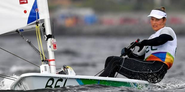 Les Belges à Rio: Evi Van Acker 5e, le relais 4X200 en finale - La Libre