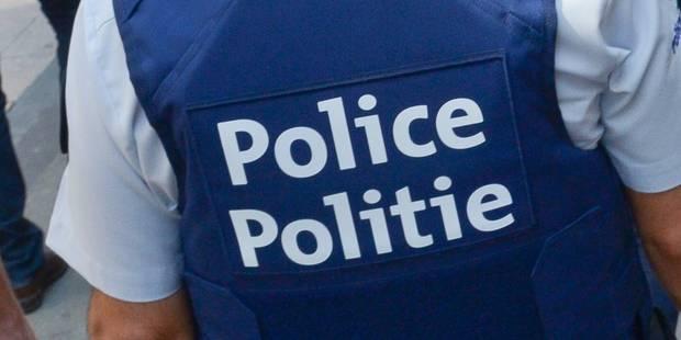 Quatre policiers blessés après une incitation à l'émeute à Matonge - La Libre