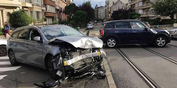 """Ixelles : """"Il faut éviter un nouvel accident"""" - La Libre"""