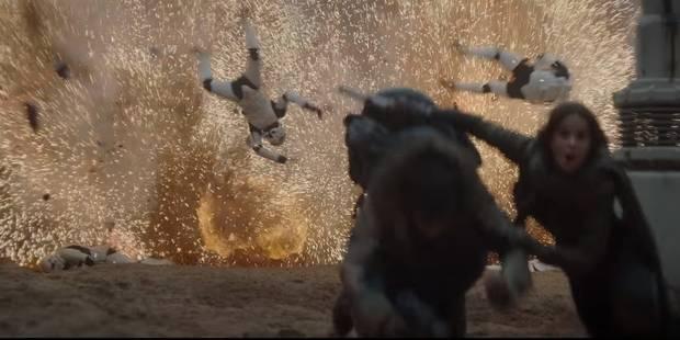 Voici la nouvelle bande annonce du prochain Star Wars (Vidéo) - La Libre