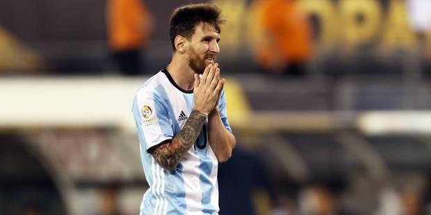 Messi (déjà) de retour en sélection argentine - La Libre
