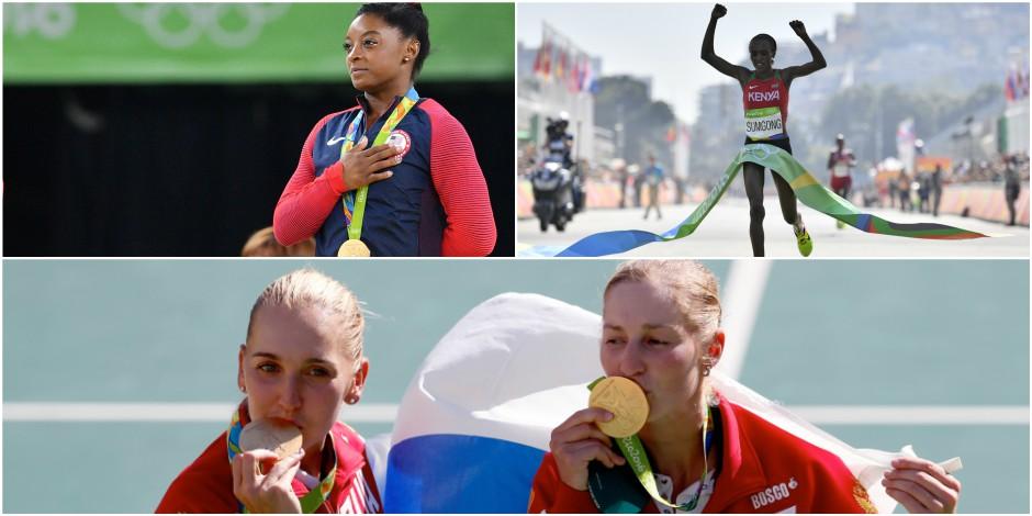 Toutes les perfs du jour aux JO: Simone Biles remporte sa troisième médaille d'or, Nishikori en bronze