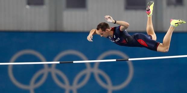 L'athlète français Lavillenie obligé de s'excuser après une comparaison maladroite - La Libre