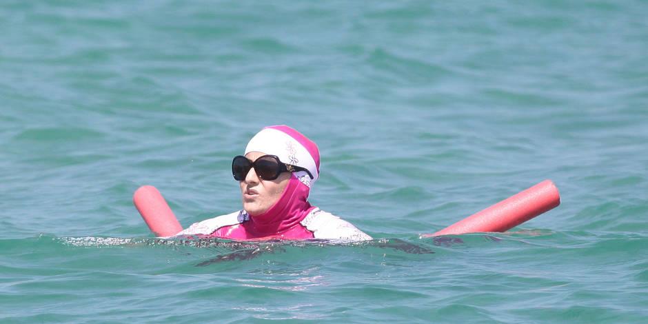 Interdiction du burkini sur les plages de Cannes, demain à Ostende ?