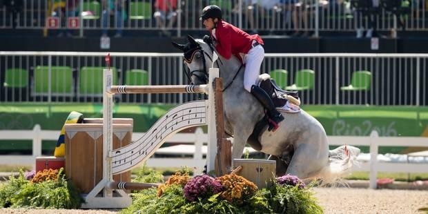 Un cavalier belge éliminé puis exclu des JO après la découverte de sang sur son cheval - La Libre