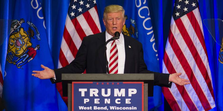 Edito: Donald Trump envers et contre tous - La Libre