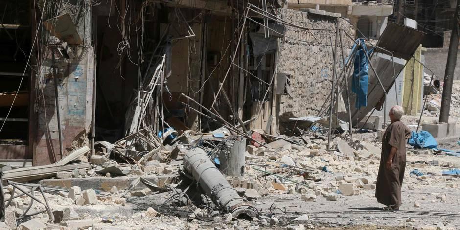 Proche-Orient: les batailles qui prolongent le conflit syrien - La Libre