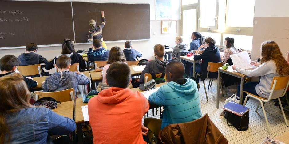 Edito: L'enseignement, y accéder n'est pas tout - La Libre