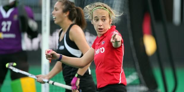 Laurine Delforge va arbitrer la finale dames Pays-Bas - Grande Bretagne - La Libre