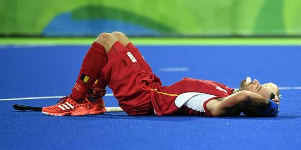 """Shane McLeod après le revers en finale des Red Lions: """"Nous avons commis trop d'erreurs"""" - La Libre"""