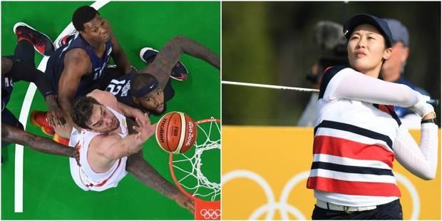 """Cette nuit à Rio: Usain Bolt réussit le """"triple triple"""", Allyson Felix tient sa 5ème médaille d'or - La Libre"""