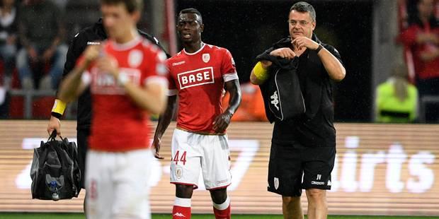 Un Standard encore en rodage accroché par Charleroi (0-0) - La Libre