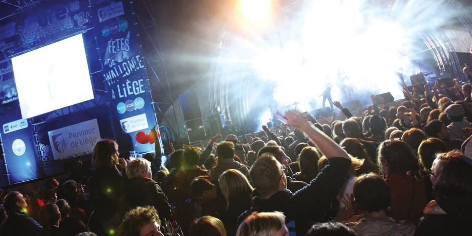La Wallonie à la fête à Liège - La Libre