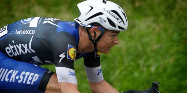 Vuelta: le Belge Gianni Meersman remporte la 2e étape au sprint - La Libre