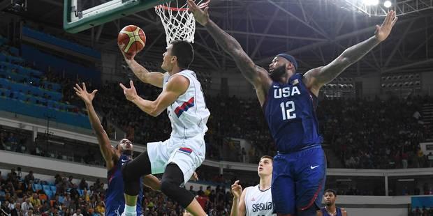 Les perfs du jour à Rio: les basketteurs américains remportent la 306e et dernière médaille d'or - La Libre