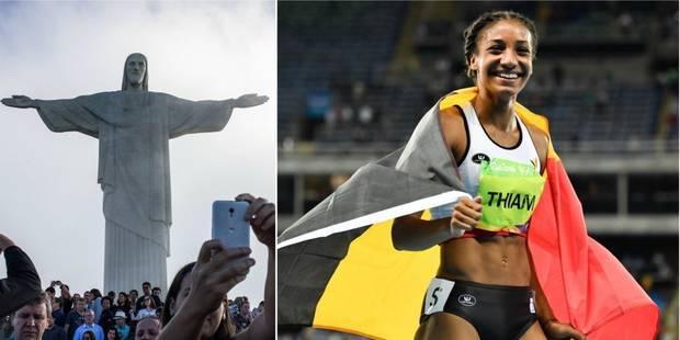 JO: la Belgique 35e au classement des médailles remporté par les Etats-Unis - La Libre