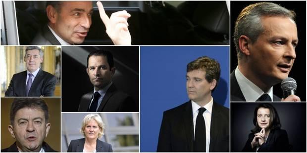 2017, présidentielle d'egos - La Libre