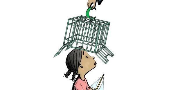 Et si on interdisait le voile islamique des petites filles ? - La Libre
