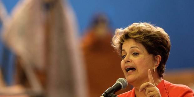 """Brésil: Rousseff appelle à """"résister"""" avant son procès en destitution - La Libre"""