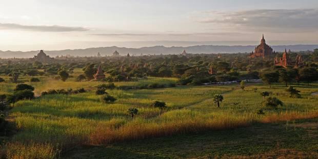 Séisme en Birmanie : nombreuses pagodes touchées à Bagan, au moins trois morts - La Libre
