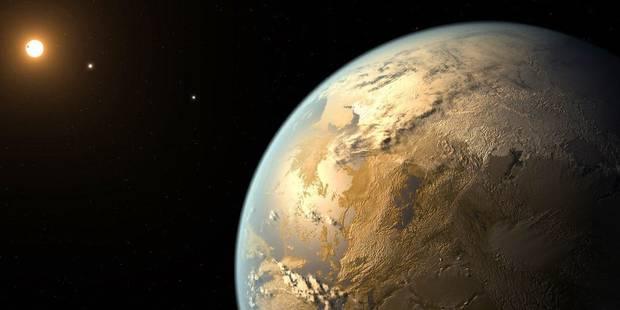 """Découverte de """"Proxima b"""": une exoplanète où """"toutes les formes de vie"""" pourraient être possibles - La Libre"""