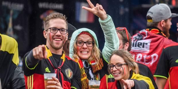 L'Union belge baisse ses prix à l'occasion de Belgique-Bosnie - La Libre