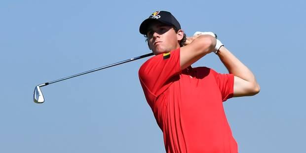Thomas Pieters et Thomas Detry remportent chacun un tournoi de golf - La Libre