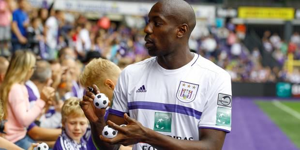 Stefano Okaka quitte Anderlecht pour rejoindre Watford en Premier League - La Libre