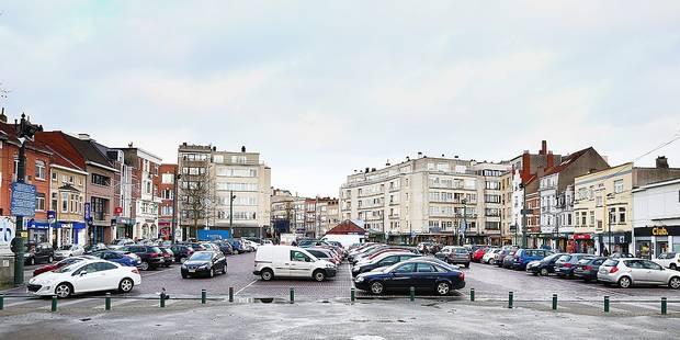 Woluwe-Saint-Pierre: la guerre continue place Dumon - La Libre