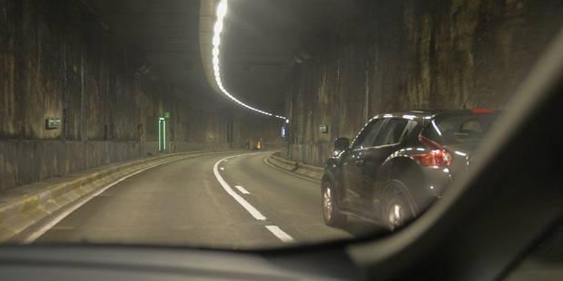 Le tunnel Léopold II prolongé jusqu'à l'E40 - La Libre