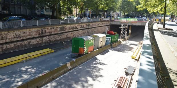 Les huit gros chantiers de la rentrée 2016 à Bruxelles (CARTE INTERACTIVE) - La Libre