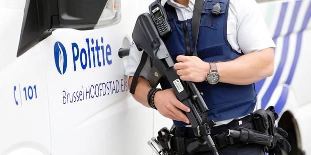 Des primes pour les zones de police les plus efficaces - La Libre