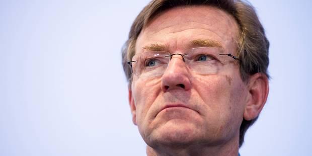 Le ministre Van Overtveldt abandonne l'idée d'une taxe sur les plus-values - La Libre