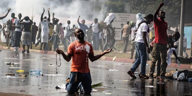 Présidentielle au Gabon: heurts entre forces de l'ordre et manifestants à Libreville après la réélection d'Ali Bongo - L...