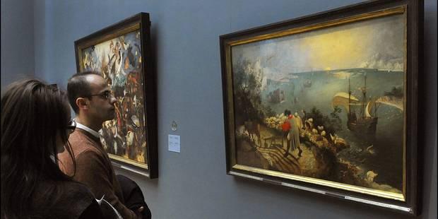 Les Musées royaux des Beaux-Arts de Belgique célèbrent leur 215e anniversaire - La Libre