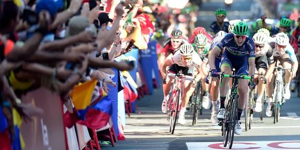 Nouvelle victoire belge sur la Vuelta: Keukeleire s'impose lors de la 12ème étape - La Libre