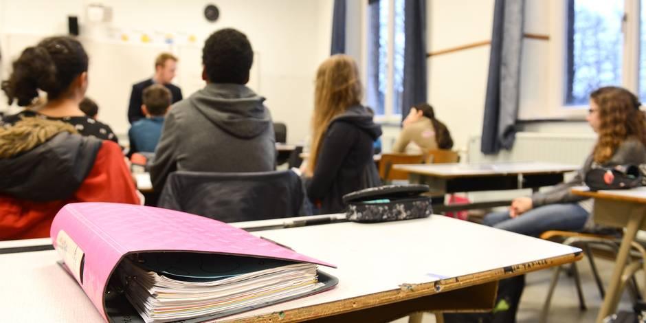 Près de 30 élèves de première secondaire ont trouvé une place dans une école ce jeudi