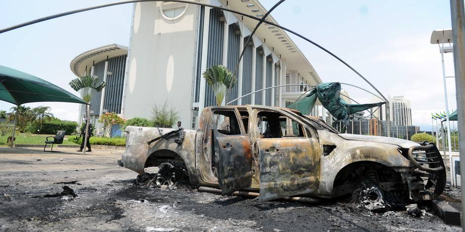 Le Conseil de sécurité de l'ONU se penche sur les violences au Gabon