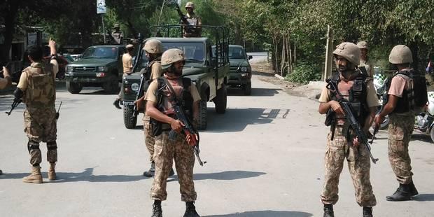 Attentats au Pakistan: 13 morts dans un tribunal, des chrétiens visés - La Libre