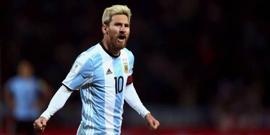 """Messi de retour en sélection argentine: """"Je ne pouvais pas ne pas revenir"""""""