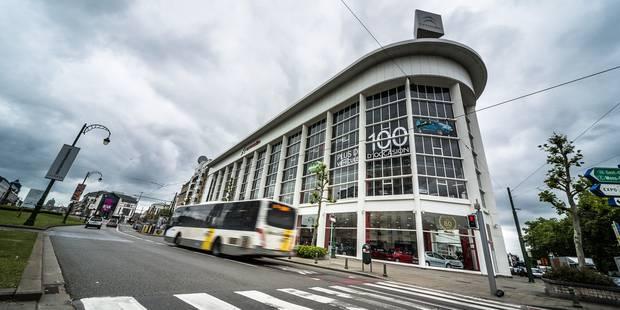 Le musée au Citroën, avec un grand musée étranger - La Libre